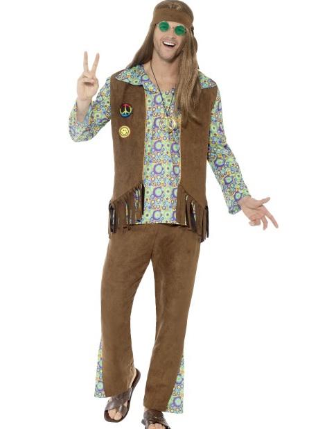 hippie flower power