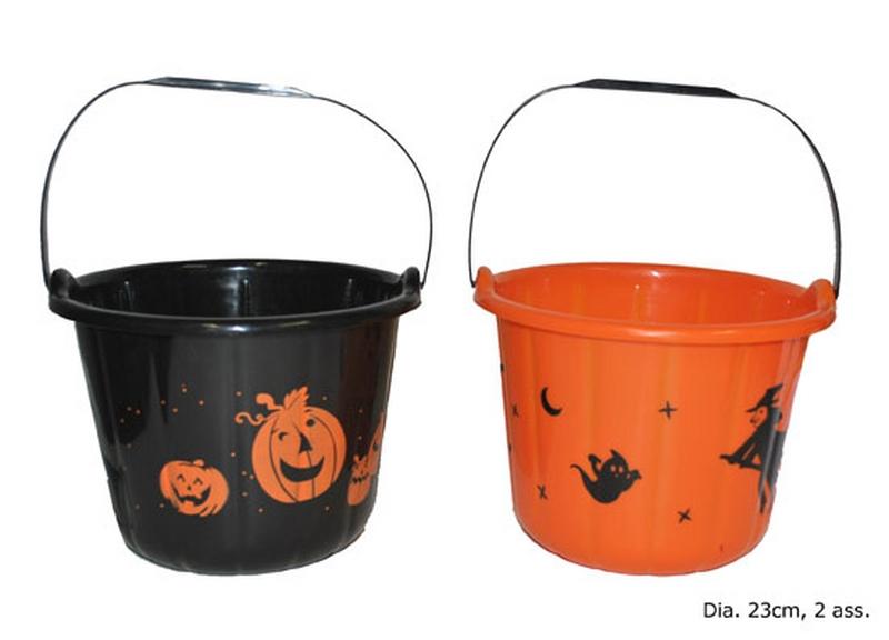 Halloween Snoep.Festivalshop Halloween Snoep Emmer 23cm