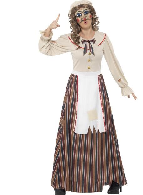 938ae5396861b4 Festivalshop - Kostuum Possessed Judy - thumb 0