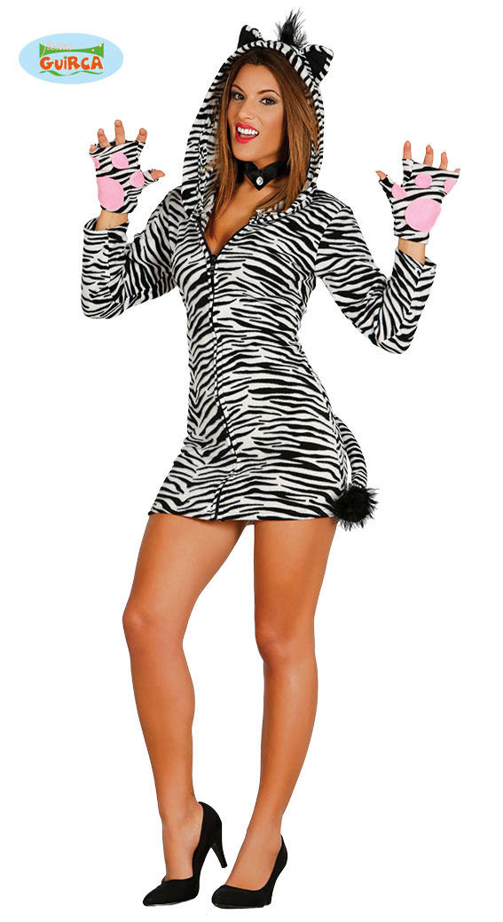 Shein Lady Boho Zebra Print Sleeveless Cami Bodycon Dress Women Sexy S Zoe Ventura