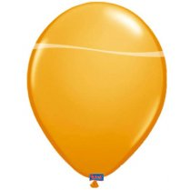 Festivalshop - 10 Ballone 30cm orange - FO08172