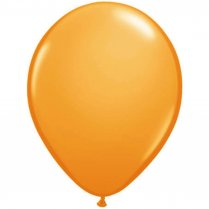 Festivalshop - 1 Qualatex 30cm Ballon orange - FO43761Q