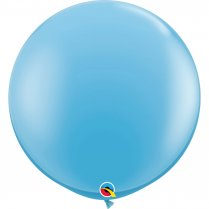 Festivalshop - 1 Qualatex balloon 90cm light blue - FO42773Q