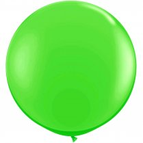 Festivalshop - 1 Xl Balloon apple green 90cm - FO19238