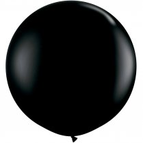 Festivalshop - 1 XL Balloon black 90cm - FO19237