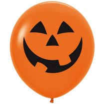 Festivalshop - 1 Ballon 90cm Kürbis Orange - STR36PUMPKIN