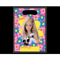 Festivalshop - 6 Party bags Barbie - 6822