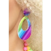 Festivalshop - 80′s Teardrop Earrings - SM21175