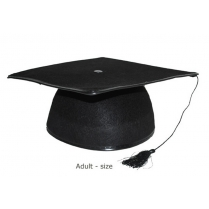 Festivalshop - Graduation Hat Professor Adults - 59/59176