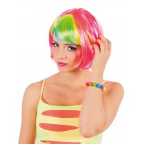 Festivalshop - Bracelet Coloured Rave - BO64450