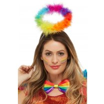 Festivalshop - Rainbow angel halo - SM50994