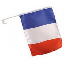 Festivalshop - Car flag France 45x28cm - 62022
