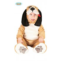 Festivalshop - Baby Dog with Hang Ears Onesie - FG82620