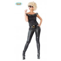 Festivalshop - Bad Sandy zwart lady′s - FG80389