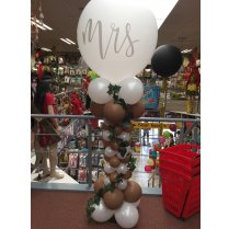 Festivalshop - Balloon stand mariage with XL balloon - FSBD0038
