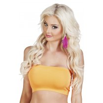 Festivalshop - Bandeau top neon orange - BO01926