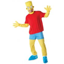 Festivalshop - Bart Simpson Kostuum the Simpsons - RF880655