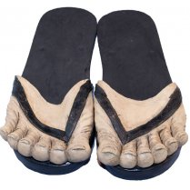 Festivalshop - Billy Bob Hilbilly Feet Large - 14327