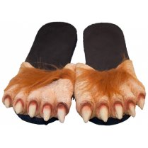 Festivalshop - Billy Bob Werewolf Feet Medium - 14321