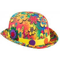 Festivalshop - Bolhoed Flower Power - 63/63634