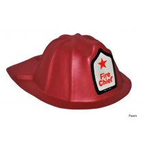 Festivalshop - Casque de pompier mousse Fire Chief - 52/52077