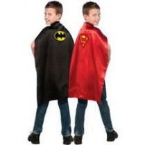 Festivalshop - Cape Kind Superman en Batman - RF31675