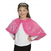 Festivalshop - Cape Prinses Kind Roze One Size - 30/409341
