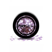 Festivalshop - Chunky Cosmetic Glitters paars 3gr - FA41641P