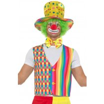 Festivalshop - Clown set big top multi kleuren - SM47351