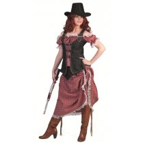 Festivalshop - Cowgirl denim long ranger - 30/502095