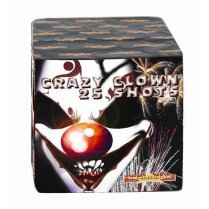 Festivalshop - Crazy Clown - 25 Shots - FA53927