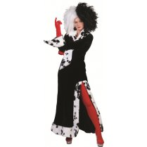 Festivalshop - Cruella lady with ermine - 30/509170