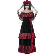 Festivalshop - Day of Death Bruid Deluxe - SM43739