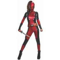 Festivalshop - Deadpool lady Marvel secret wishes - RF810984
