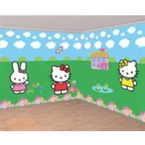 Festivalshop - Decorating Kit Hello Kitty - 992531