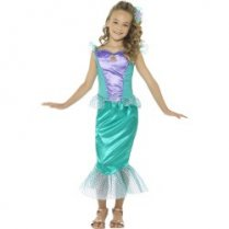 Festivalshop - Deluxe mermaid costume - SM48003