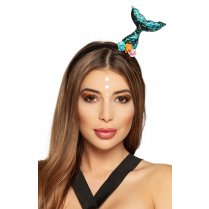 Festivalshop - Diadem mermaid tail sequin - BO51020