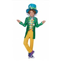 Festivalshop - Disney Mad Hatter jongen teen - RE620782