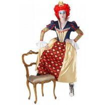 Festivalshop - Disney Red Queen Alice in Wonderland - RE889954
