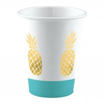 Festivalshop - Drinkbekers Pineapple Vibes 250ml - AM9903309