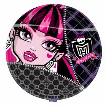 Festivalshop - Eetborden Monster High 23cm - 552245