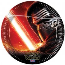 Festivalshop - Dinner plates Star Wars The Force - FO86210P