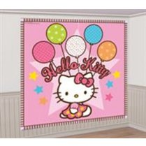 Festivalshop - Extra grote poster Hello Kitty - 992470