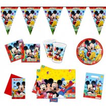 Festivalshop - Party Pack Mickey Mouse - FO00245