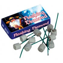 Festivalshop - Flashing Diamonds- 10 Stuks - 2046
