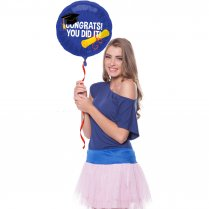 Festivalshop - Folieballon Congrats You did it - FO29446