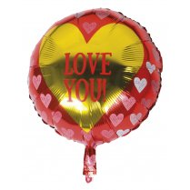Festivalshop - Folieballon Love You 45cm - BO48013