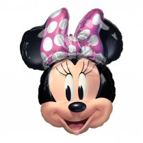 Festivalshop - Folieballon Minnie Mouse supershape - STR40979