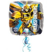 Festivalshop - Folieballon Transformers vierkant - AM2933101