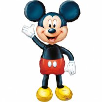 Festivalshop - Foil balloon airwalker Mickey Mouse - AM0831801